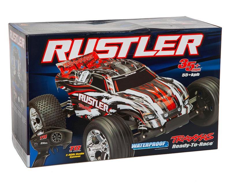 TRAXXAS Rustler XL-5 2WD 1/10 Stadium Truck