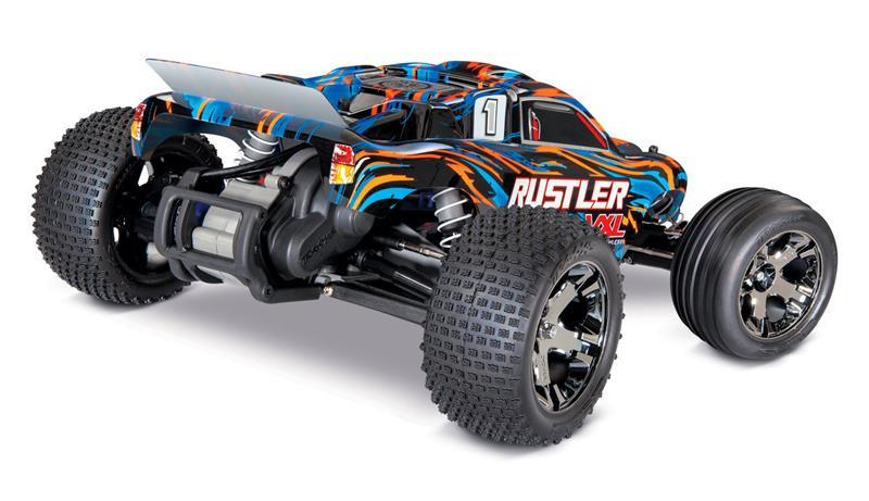 TRAXXAS Rustler VXL 2WD 1/10 Stadium Truck