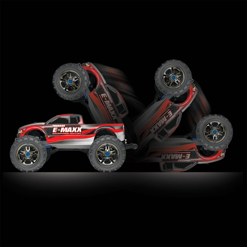 TRAXXAS Self-Righiting