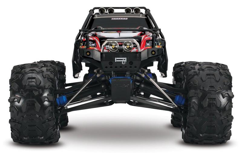 TRAXXAS Summit 4WD Monster Truck