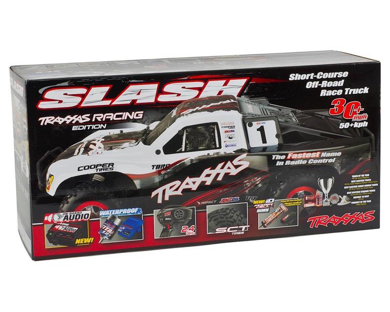 TRAXXAS Slash Pro Audio OBA 2wd 1/10 Short Course Truck