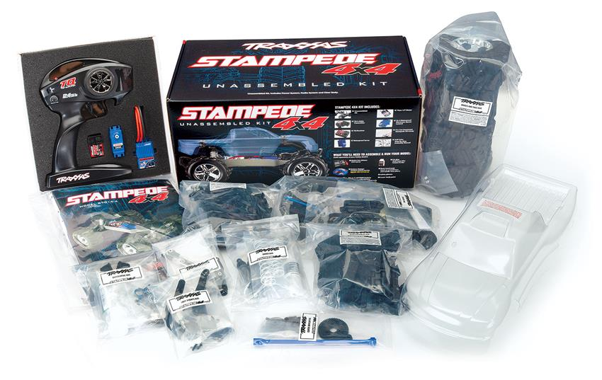 TRAXXAS Stampede KIT 4WD 1/10 Monster Truck