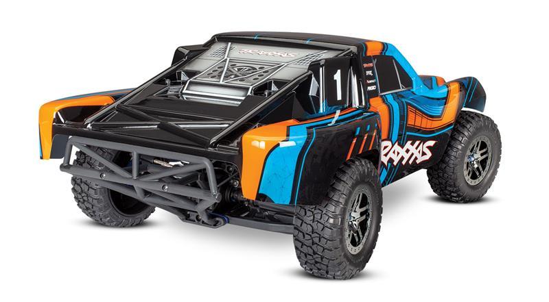 TRAXXAS Slash Ultimate 4x4 TSM 1/10 Short Course Truck