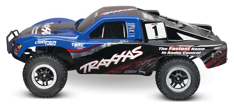 TRAXXAS Slash 4x4 TSM 1/10 Short Course Truck