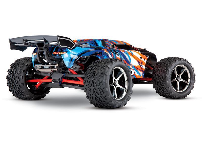 TRAXXAS E-Revo 1/16 4WD Monster Truck