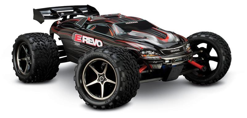TRAXXAS E-Revo VXL 1/16 4WD Monster Truck