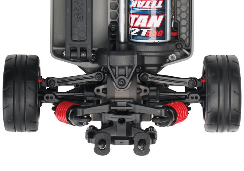 TRAXXAS Ford Mustang GT 4WD 1/10