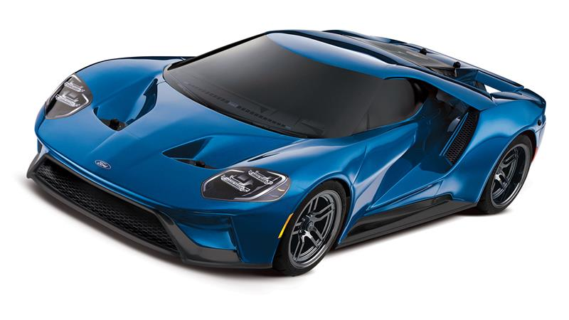 TRAXXAS Ford GT 4WD 1/10