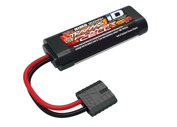 TRAXXAS Akumulator 7,2V 1200mAh iD Connector