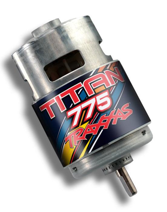 TRAXXAS Silnik napędowy TITAN 775