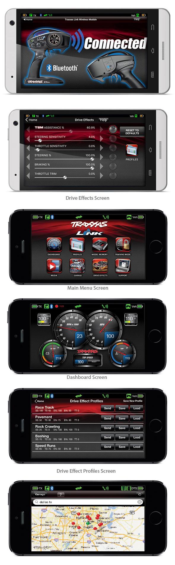 TRAXXAS Link App