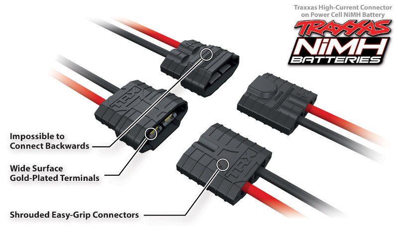 TRAXXAS Wyki iD Connector